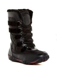NEW Pajar Womens Aventure Boot Black Winter Waterproof Insulated! EU 40 US 9-9.5