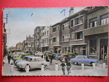 BRAY-DUNES  :  Avenue de la Mer.