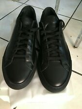 Common Project Achilles Low black Size 6.5US 39Eu