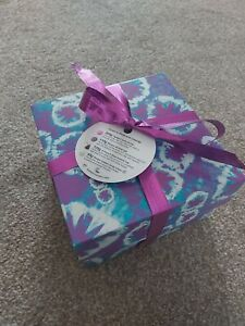 Lush Relax lavender scented gift box. Unopened and unused.