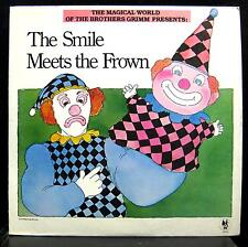 Brothers Grimm - Smile Meets The Frown LP VG+ OX703 Good Beginnings Records 1983