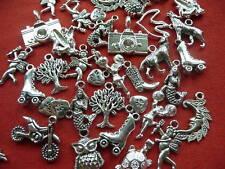 50 Mixed Tibetans Pendants & Charms + 30 Mixed Beads Fr