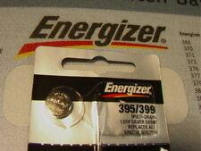 2 (TWO) Energizer 395/399 - SR927SW- Watch Battery