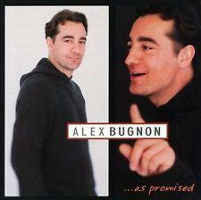 As Promised by Alex Bugnon (CD, Feb-2000, Narada)