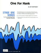 One For Hank [Jay Chattaway][Org.-Arr.] - Jazz Big Band Arrangement