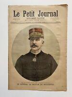 Supplément Illustré Le Petit Journal 14/10/1893, N°151, GENERAL DE BOISDEFFRE