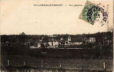 CPA   Villiers-Saint-Benoit - Vue générale     (358562)