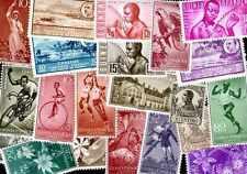 Guinée Espagnole - Spanish Guinea 250 timbres différents