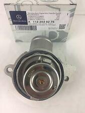 Genuine Mercedes-Benz OM112 OM113 Engine Cooling Thermostat A1122030275 NEW