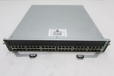 Enterasys ST2206-0848 S-Series 48 Ports 10/100/1000BASE-TX via RJ45 S140 I/O