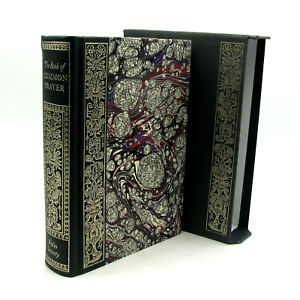 The Book of Common Prayer The Folio Society Collector's Edition HB 2005