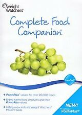 B004EEC4WK Weight Watchers Points Plus Complete Food Companion 2011 (Food Compa
