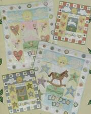 Little Ones Baby Quilts & Wallhangings pattern Bareroots patchwork sewing