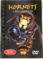 #24 HORNETS Sting in Tale DVD w/24 Page Book Natural Killers Predators Close-up