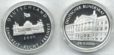 Medaille Sitz Bundesrat in Berlin Preußisches Herrenhaus / Reichstag