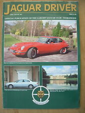 JAGUAR DRIVER MAGAZINE No 465 APRIL 1999 SERIES 3 E-TYPE