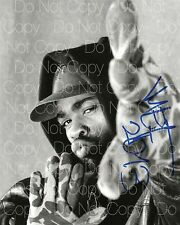 Method Man Wu Tang Clan signed 8X10 photo picture poster autograph RP 1