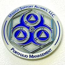 Mission Support Alliance Challenge Coin - US SELLER