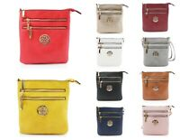 Ladies Womens Crossbody Messenger Shoulder Bag Detachable Strap Over Handbags UK