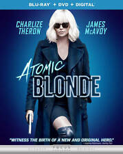 Atomic Blonde (Blu-ray Disc, 2017)DVD ultraviolet or iTunes