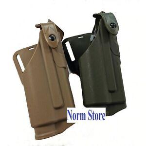 Safari Land Military Gun Holsters Airsoft Glock Pistol Glock 17 19 22 31 32 Belt