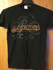 The Raconteurs.    Shirt.  Black. S