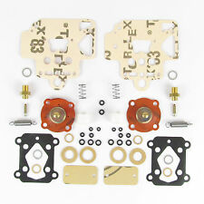Genuine Dellorto 2 x DHLA40 H L N R carb. service overhaul kit   DHLAHSK