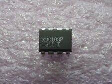 X9C103P Nonvolatile Digital Potentiometer