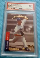 CLAYTON KERSHAW 2008 Upper Deck Rookie Card RC 1993 SP PSA 9 MINT Dodgers HOT