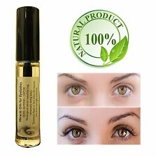 Miracle oils for Eyelashes  - Castor, Almond & Olive oil - natural growth