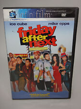 Friday After Next (DVD, 2003, Widescreen & Full Frame; Infinifilm)