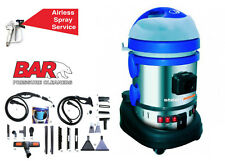 BAR STEAMWAVE PROFESSIONAL WET / DRY VACUUM WITH 21 ACCESSORIES - FREE SHIPPING