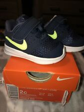New In Box: Baby Boy Nike Shoes. Size 2