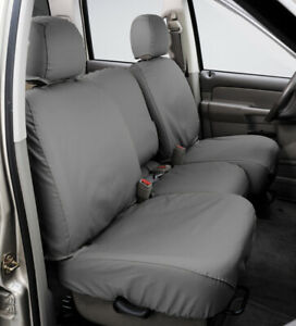 Covercraft SeatSaver Custom Seat Cover - Polycotton Grey SS8376PCGY