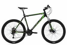 VTT Semi Rigide 21 Vitesses 26'' Sharp Noir-Vert Neuf TC 51 cm KS Cycling 391M