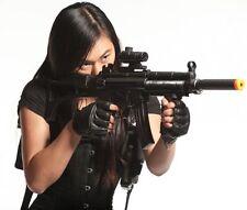 Toy Guns Pistol Battery Powered Plastic Assault Rifle Plastic Toy Machine Gun