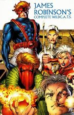 JAMES ROBINSON'S COMPLETE WILDCATS  (Wildstorm 2009 TPB WildC.A.T.S TP  CHAREST)