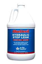 Hydraulic Stop Leak Gallon Restores Dried Cracked Shrunken Rubbers By BlueDevil