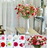 Künstlich Gefälschte Nelken Seiden Blume Hochzeit Hortensie Zuhause Party