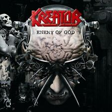 "Kreator ""Enemy of God"" CD NUOVO!!!"