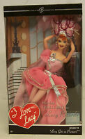 Mattel I LOVE LUCY Gets In Pictures EP 116 Barbie Doll #J0878 Pink Gown NRFB