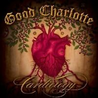 "GOOD CHARLOTTE ""CARDIOLOGY"" CD ROCK NEW+"