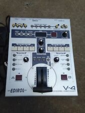 Edirol Roland V-4 Four Channel Video Mixer Switcher V4