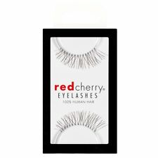 Red Cherry #DEL - Lashes 100% Human Hair False Eyelashes - High Quality Lashes!