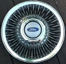 """Ford Crown Victoria hubcap 1992-1997 fits 15"""" wheels 7025 02"""