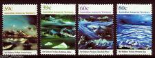 "Aus Antarctic Terr AAT ""ART ~ PAINTINGS ~ ANTARCTIC LANDSCAPES"" Stamp Set 1989"
