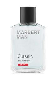 Marbert Man Classic Sport Eau de Toilette 100 ml