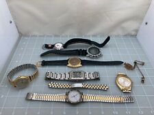 Judd's Lot of Miscellaneous Wristwatch Parts