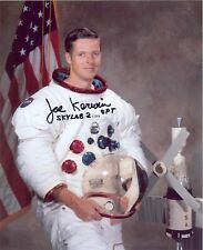 "Nasa Astronaut Joe Kerwin hand signed 8""x10"" Wss Photo"