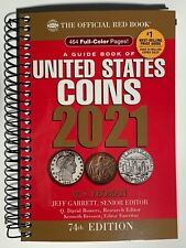 2021 Redbook, a Guide Book of United States Coins by R. S. Yeoman (2020, Spiral)